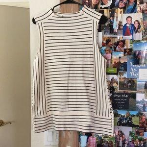 Madewell blouse.